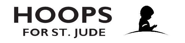 Hoops For St. Jude Header