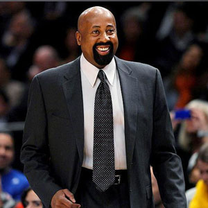 Mike Woodson NBCA