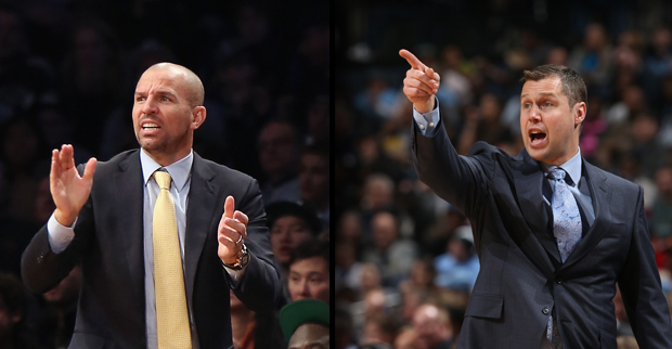 February NBA Coaches of the Month