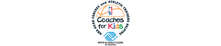 NBA Coaches Association Coaches for Kids