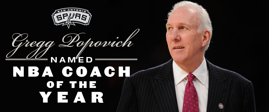 2014 NBA Coach of the Year