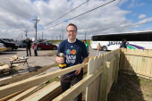 """NBA Cares All-Star Day of Service """"LIVE"""" with Rebuilding Together"""