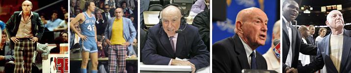 Jack Ramsay Header