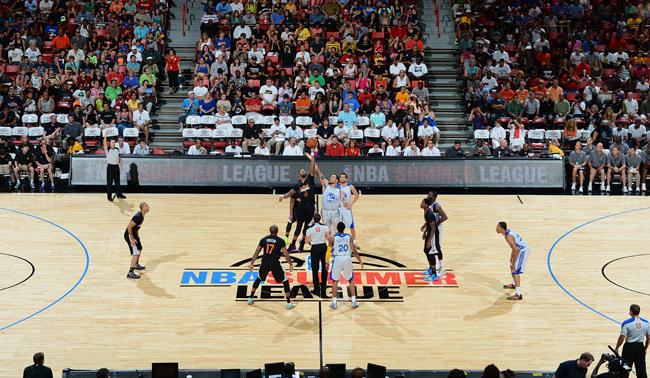 Phoenix Suns v Golden State Warriors Summer League Championship Game