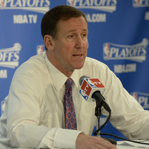 Portland Trail Blazers Coach: Portland Signs Coach Stotts To Contract Extension
