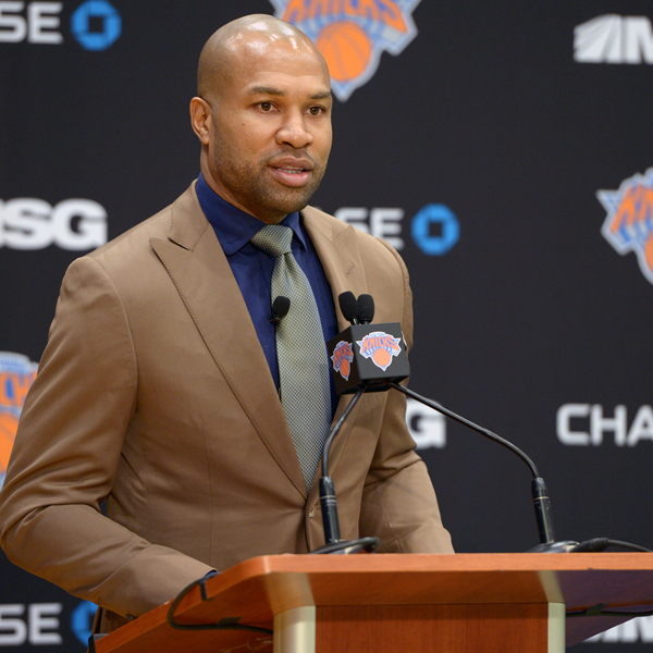 Derek FIsher announced as Coach