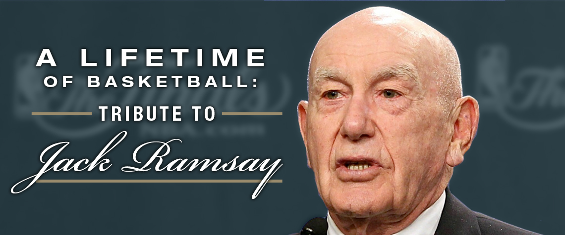 Tribute to Jack Ramsay