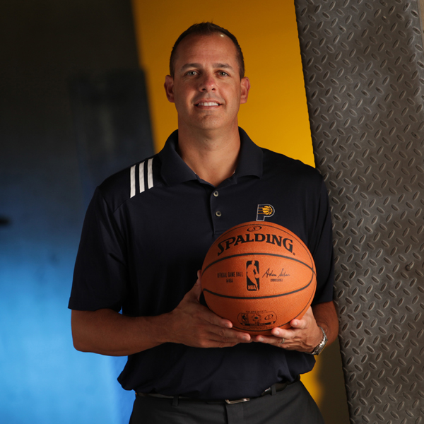 Indiana Pacers Media Day 2014