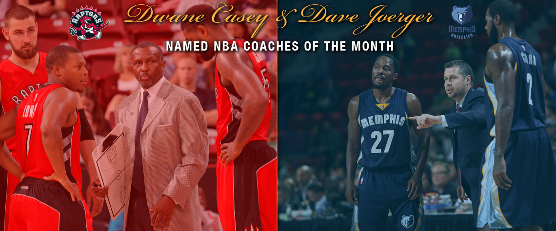 December Coach Of The Month