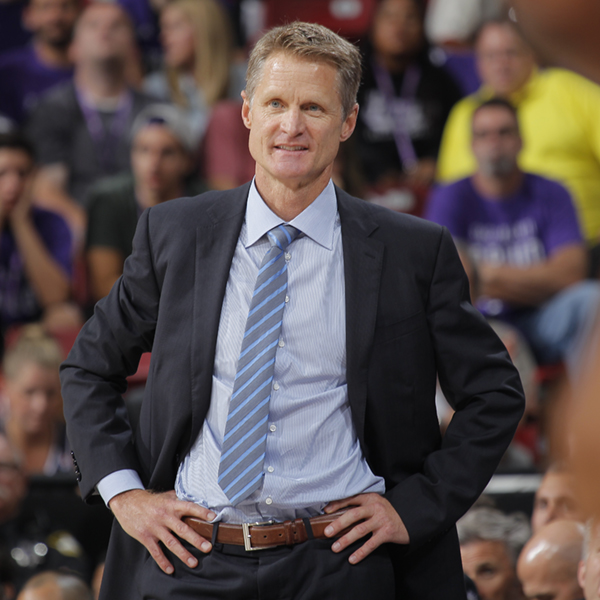 Golden State Warriors Coach: Golden State's Steve Kerr To Coach West All-Stars