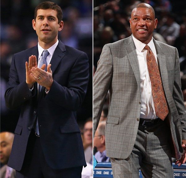 April NBA Coaches of the Month