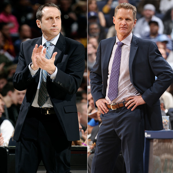 NBA Coaches of the Month March