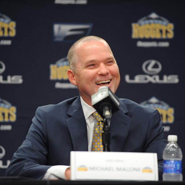 Denver Nuggets Press Conference