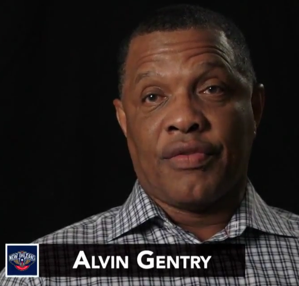 Alvin Gentry NBA Coaches Meetings