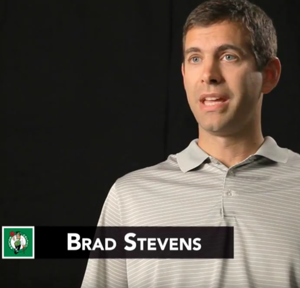 Brad Stevens NBA Coaches Meetings
