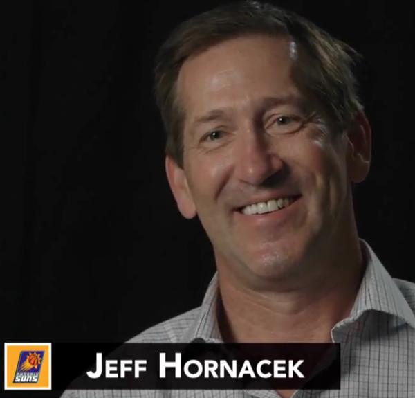 Jeff Hornacek NBA Coaches Meetings