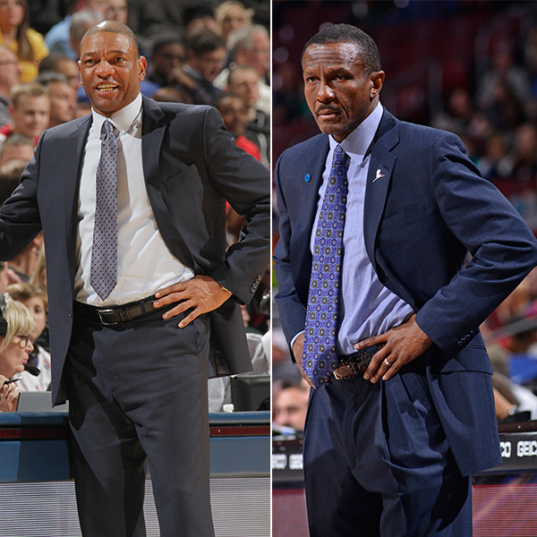 January NBA Coaches of the Month Module