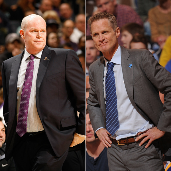 March NBA Coaches of the month