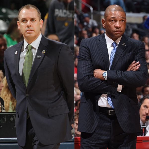 NBA Coaches of the Month April