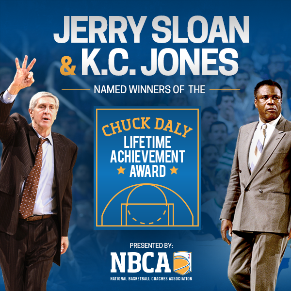 2016 Chuck Daly Lifetime Achievement Award
