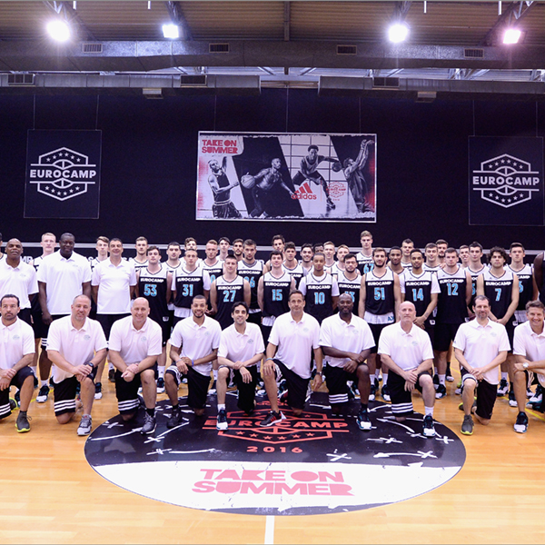 Adidas Eurocamp - Day One