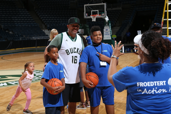 Bucks Shoot Down Cancer