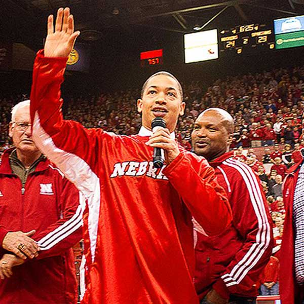 Tyronn Lue to have number retired at Nebraska | The ...