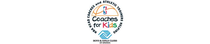 NBA Coaches Association Coaches for Kids