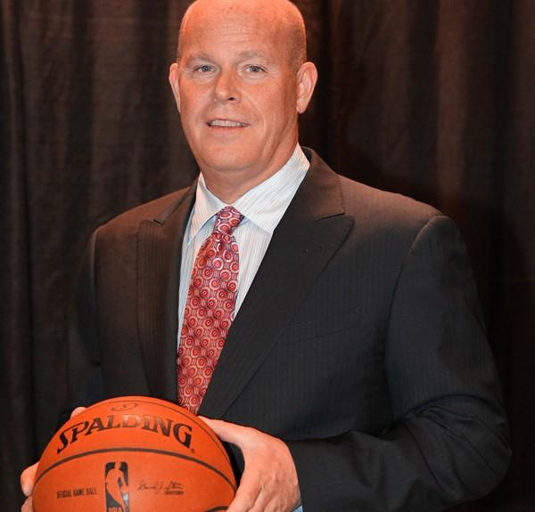 Charlotte Bobcats name Steve Clifford Head Coach
