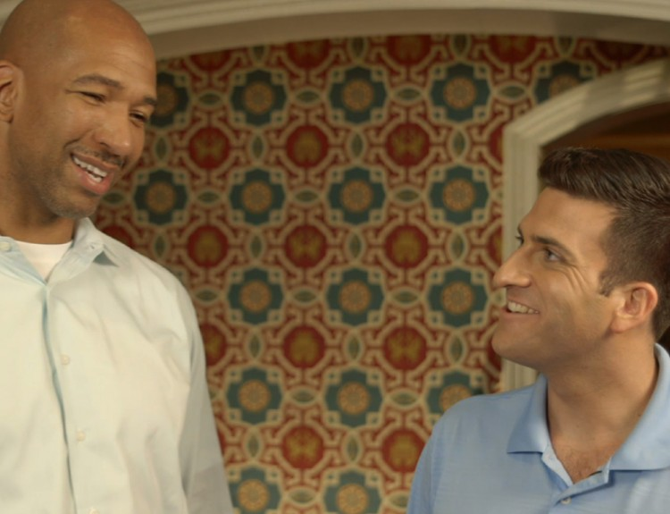 Monty Williams and Jared Greenberg