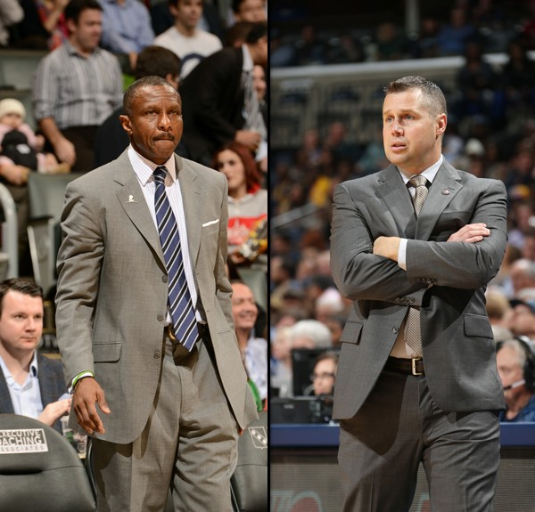 NBA Coaches of the Month December14