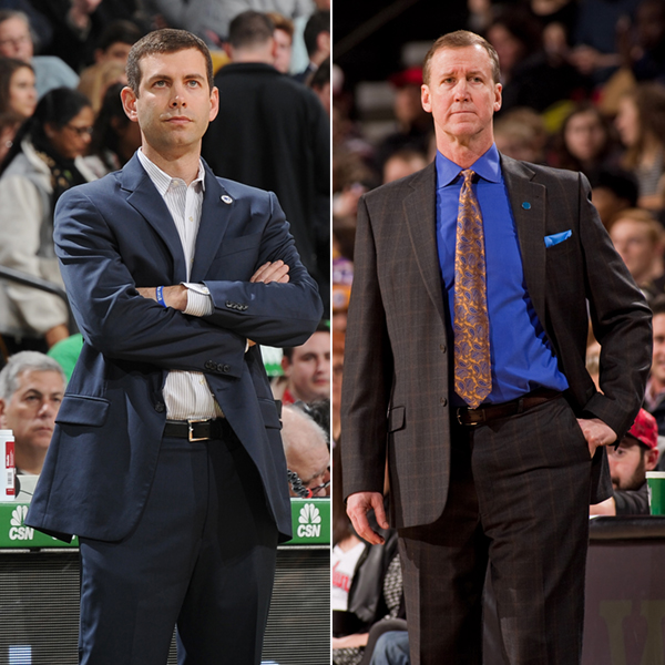 nba february coaches of the month