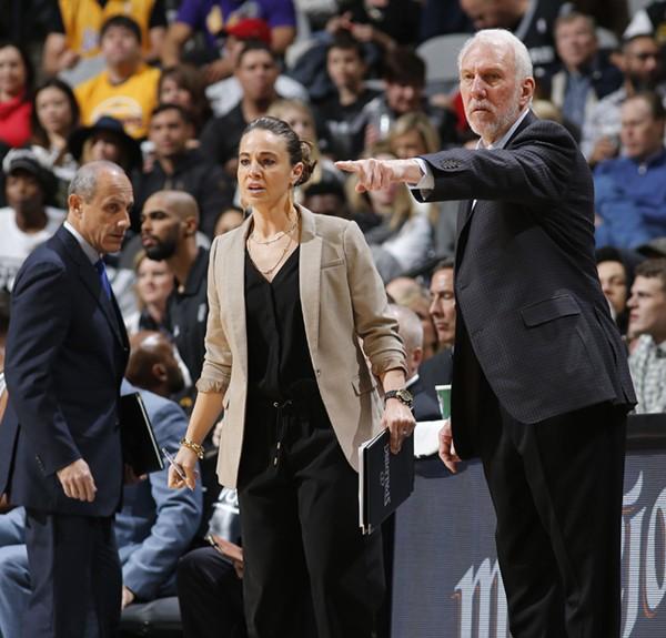Los Angeles Lakers v San Antonio Spurs