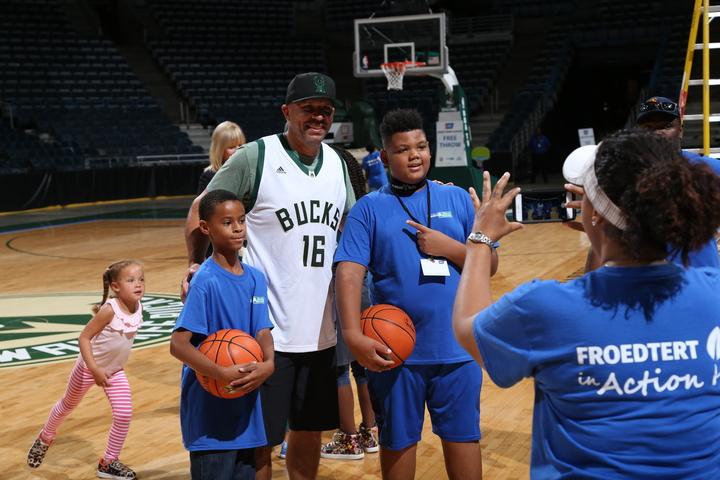 Bucks Shoot Down Cancer