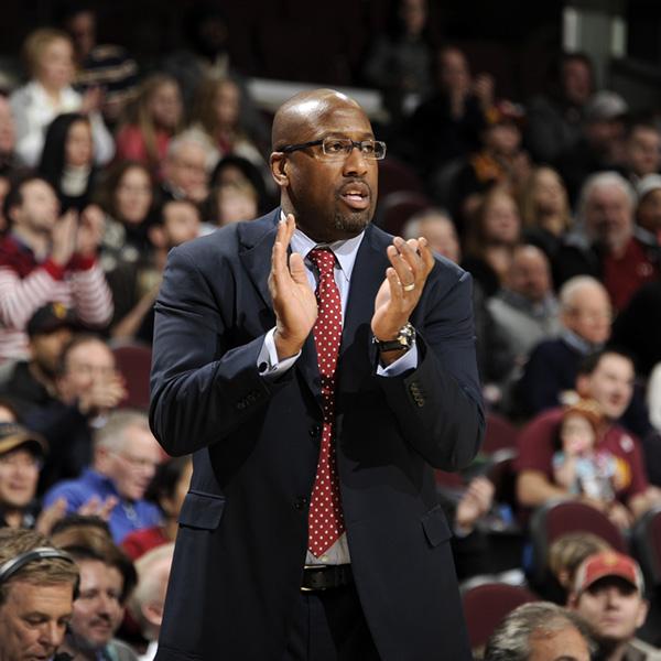 Sacramento Kings v Cleveland Cavaliers