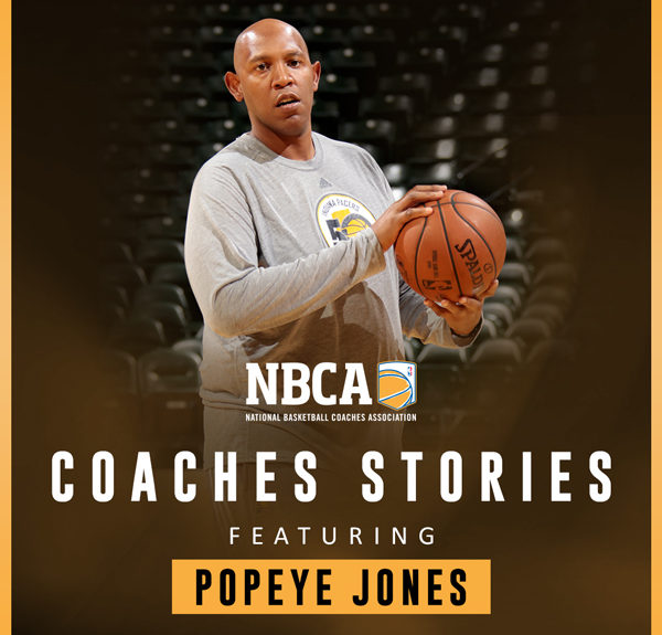 dbfdf226ae5 Popeye Jones – Indiana Pacers Assistant Brings Passion and Hard Work to the  Bench