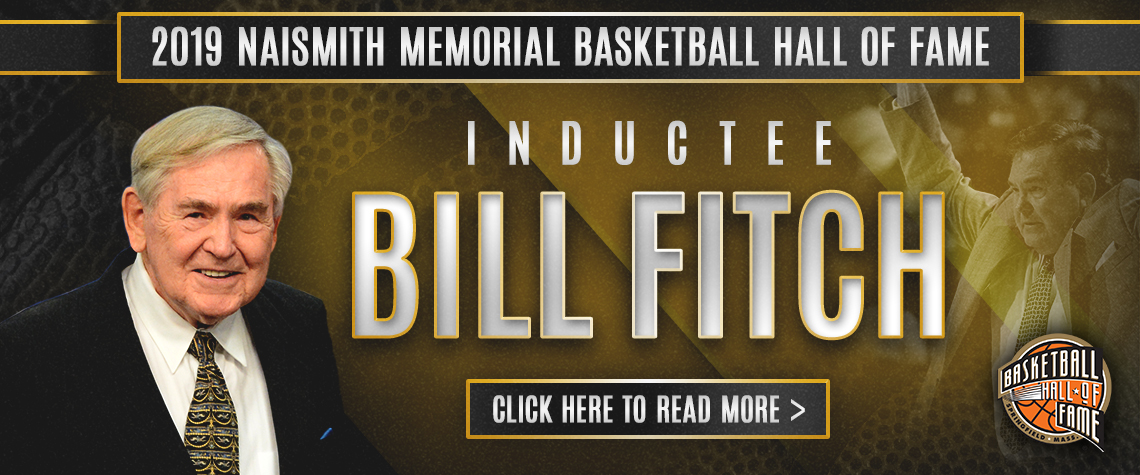 Bill Fitch Hall of Fame