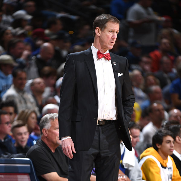 Portland Blazers Tonight: The Portland Trail Blazers Coaching Staff Wore Bowties For